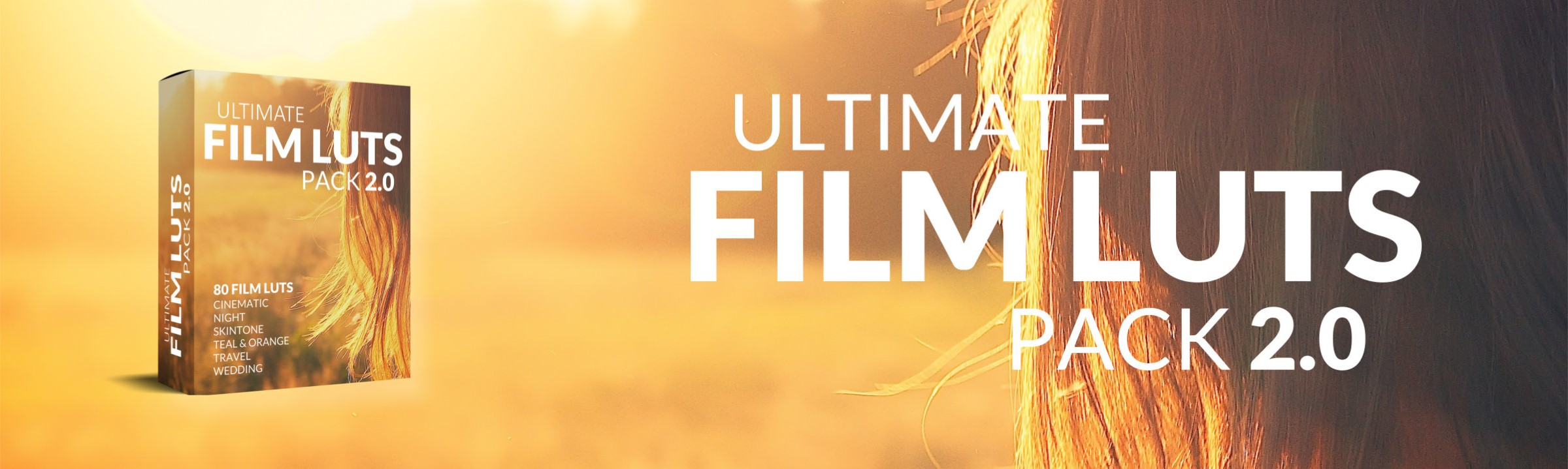 Cinematic Luts Pack for Adobe Premiere Pro