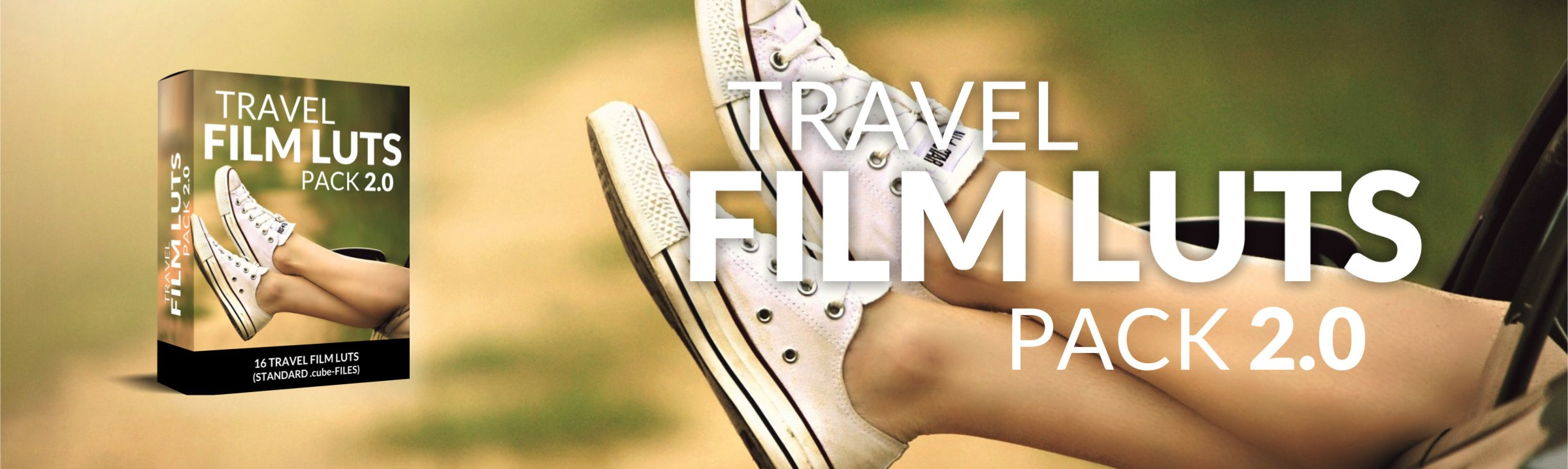 LUTs for Travel Videos Header